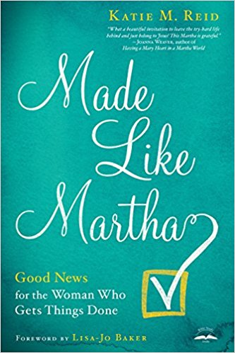 Grace for the Go-Getter | Made Like Martha Book Club